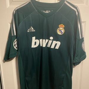 2012-2013 Real Madrid Jersey